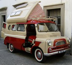 I love it! bedford dormobile