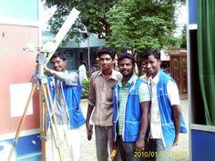 at District Science Centre,Tirunelveli