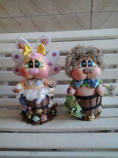 Borboleta e Leão