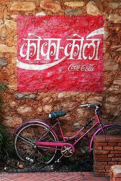 """"""" Coca-Cola """" in India..."""