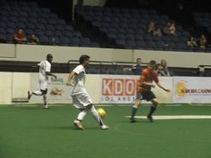 February 26, 2012 - v Tacoma Stars (game one)
