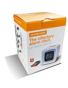 Shop - Sensorwake alarm-clock and scents