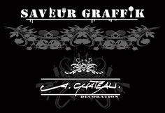 visuel SAVEUR GRAFFIK
