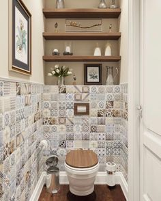 black and white bathroom bathroom designs pinterest toilet downstairs toilet and black. Black Bedroom Furniture Sets. Home Design Ideas