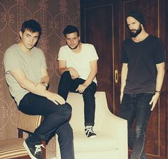 White Lies - love at first hear - album on repeat for couple of days