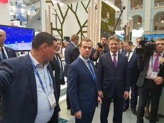 Медведев на Транспорт России