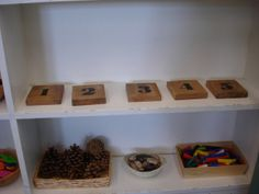 Math centre objects