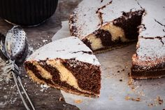 Torta Marmolada con Maizena - Alma de Chef Chocolate, Tiramisu, Ale, Sweets, Ethnic Recipes, Food, Breakfast, Dishes, Deserts