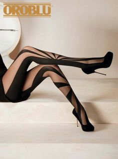 Oroblu Antea Tights - Tights, Stockings, Shapewear and more - MyTights.com - The Online Hosiery Store