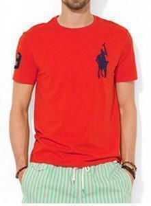 Men Fashion Brand T-Shirts, Polo Sports T-Shirts, Various Colors