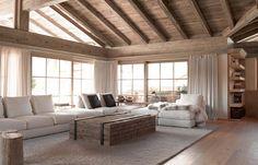 modern-livng-room-chalet-wood-materials-design