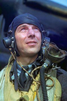 9f80495777b Monumental color portraits of World War II service members. Raf 100Military  HistoryPilot ...