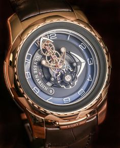 Ulysse Nardin Freak Cruiser Watch Review wrist time watch reviews