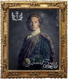 Galería de retratos en Lallybroch: el Laird de Broch Tuarach. Picture gallery at Lallybroch: Broch Tuarach's Laird. @CovaBroch14 para Outlander gu Bràth