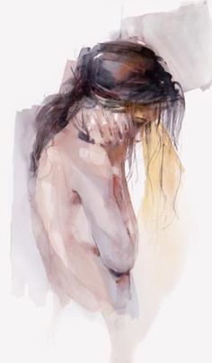 So sensitive! Christine Comyn - 'Unbearable Lightness'.