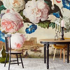 1000 images about mooi behang wallpaper verf wand on pinterest designer wallpaper for Trend wallpaper voor volwassen kamer