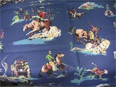 Golding Rodeo Navy   BUY NOW:   http://shop.thefabricfinder.com/Golding_Rodeo_Navy.aspx