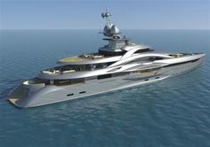 Mars Mega Yacht $165,000,000