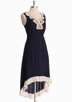 Adeline Asymmetrical Dress | Modern Vintage Dresses