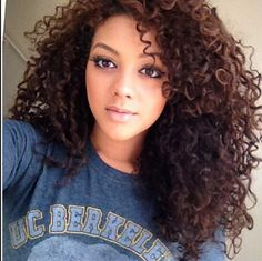 86 Best Mixed Girls Hairstyles Images In 2019 Natural Hair