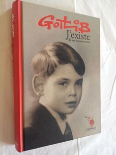 #BD #autobiographie : J'existe, Je Me Suis Rencontré - Marcel Gotlib. Un livre formidable, drôle, tendre et poignant, dans lequel l'auteur de la Rubrique-à-Brac et le co-fondateur du magazine Fluide glacial se raconte avec talent.
