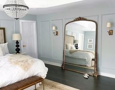 If we learned anything in the past year, it's that creating a sanctuary within our homes is a necessity. We've seen plenty of variations of romantic bedrooms, and we're sharing lots of inspiration for you to create a modern, elegant space.