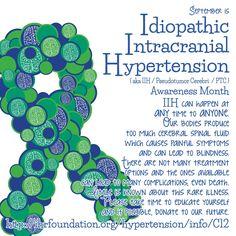 Pseudotumor Cerebri, Intracranial Hypertension, My Brain, Migraine, Our Body, Chronic Pain, Medical, Ih, Anatomy