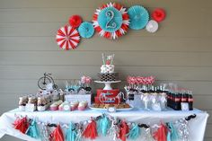 Mustache Bash Party Ideas