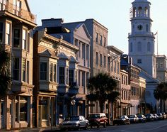 Charleston, South Carolina.  I love the South.