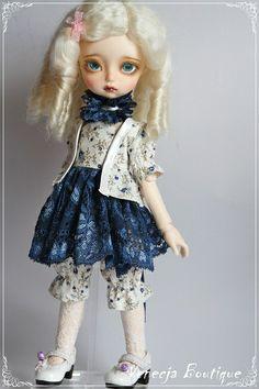 Imda Doll Gian & Babette