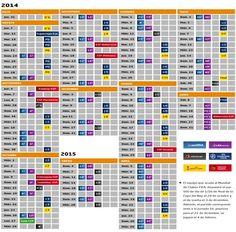 Sorteo calendario de Liga Adelante