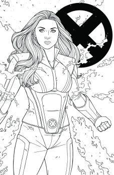 Jean Grey By Jamiefayx Superhero Coloring Pages Marvel Coloring Avengers Coloring Pages