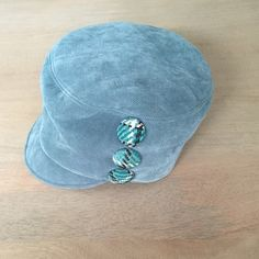 Selling this Light blue hat in my Poshmark closet! My username is: chelseajill. #shopmycloset #poshmark #fashion #shopping #style #forsale #Accessories