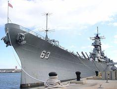 Visit USS Missouri at Pearl Harbour