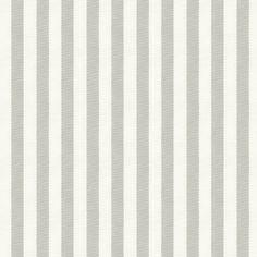 Taza Gray Stripe Fabric by the Yard   Carousel Designs