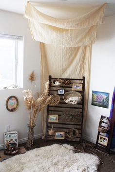 Create a nature corner in your classroom; check out more inspiring photos from this blog!