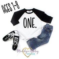 Best Seller I'm this many rock and roll 4 four year old birthday party shirt toddler boy girl modern Birthday Boy Shirts, Girl Birthday, Baseball Birthday, Birthday Outfits, Half Birthday, 10th Birthday, Birthday Ideas, Baseball Shirts, Shirts For Girls