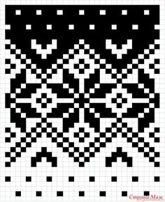 20 Ideas knitting charts free fair isles tapestry crochet – Oh, les rues de France! Fair Isle Knitting Patterns, Fair Isle Pattern, Knitting Charts, Knitting Stitches, Knitting Designs, Knitting Projects, Double Knitting Patterns, Tejido Fair Isle, Fair Isle Chart