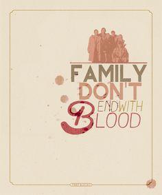 9987 Best Family Dont End With Blood Images Supernatural Castiel
