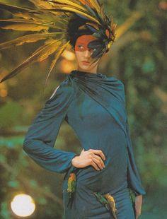 Givenchy by Alexander McQueen, Haute Couture Fall-Winter 1998/99. #Alexander McQueen