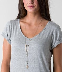BKE Arrow Necklace