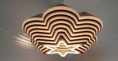 Artisan Design Source to debut luminous recycled cardboard lighting at BKLYN Designs 2015