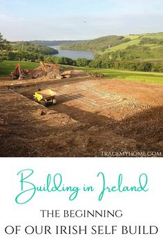 We moved countries and are now building in Ireland. Click here to read about the beginning of our Irish self build, how and why it all started! This Is Us, Irish, Ireland, Self, Country Roads, Journey, Countries, Building A House, Outdoor