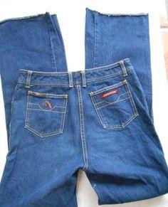 Vintage Mens Jordache Jeans Size 33 EUC W@W Factor LQQK