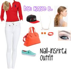 """""""Niall-inspired Outfit"""" by kvb1209 ❤ liked on Polyvore"""