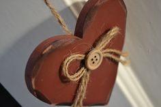 primitive valentine crafts - Google Search