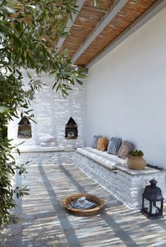 Relaxing Outdoor Patio