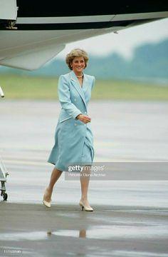 Princess Diana Hair, Princess Diana Fashion, Princess Diana Pictures, Princess Of Wales, Lady Diana Spencer, Divas, Funny Photos Of People, Princess Photo, Real Princess