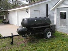 Babyboomerboy's Cooking Blog: BUILDING A 250 GALLON REVERSE FLOW SMOKER