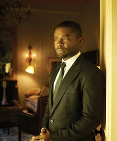 Acclaimed #Nigerian actor David Oyelowo is #007 in audiobook version of 'Trigger Mortis' the new #JamesBond novel.